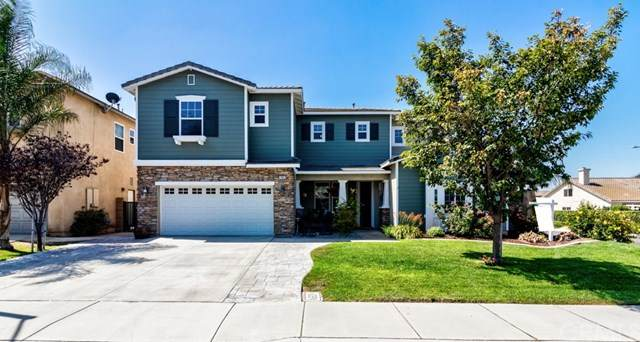 7801 Orchid Drive, Eastvale, CA 92880 (#IG20146594) :: Compass