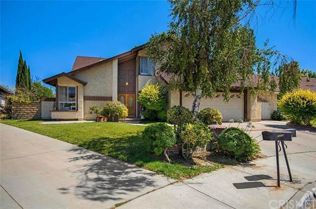 23306 Tristin Drive, Valencia, CA 91355 (#SR20147769) :: Sperry Residential Group