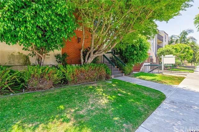 330 Burchett Street #103, Glendale, CA 91203 (#320002578) :: Sperry Residential Group