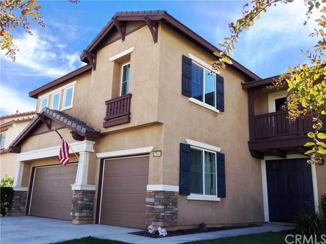 27541 Lacosse Street, Menifee, CA 92584 (#OC20148140) :: RE/MAX Empire Properties