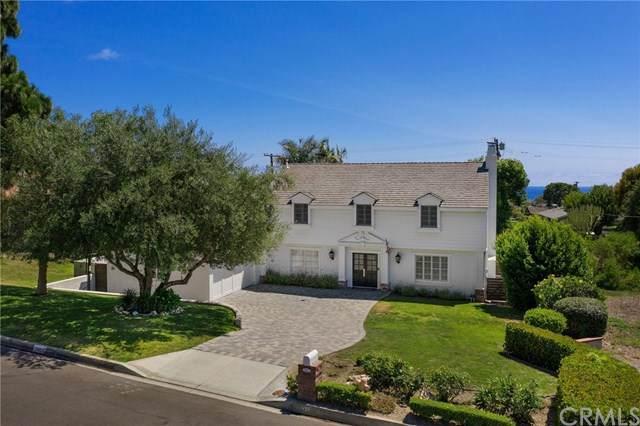 2401 Via Carrillo, Palos Verdes Estates, CA 90274 (#SB20147646) :: Millman Team