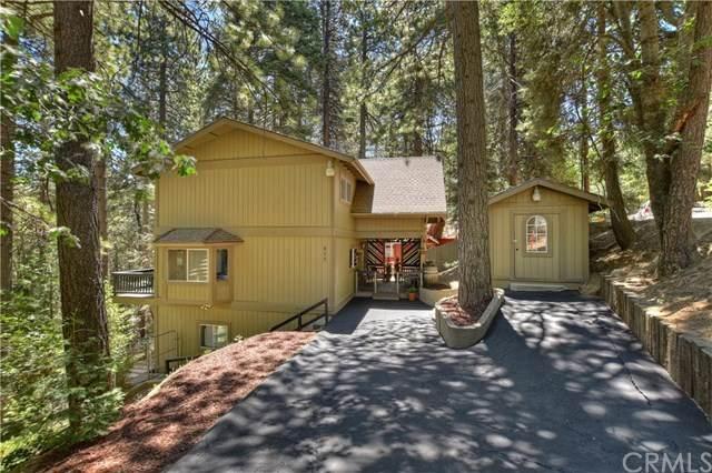 875 Sierra Vista Drive, Twin Peaks, CA 92391 (#EV20149796) :: The DeBonis Team