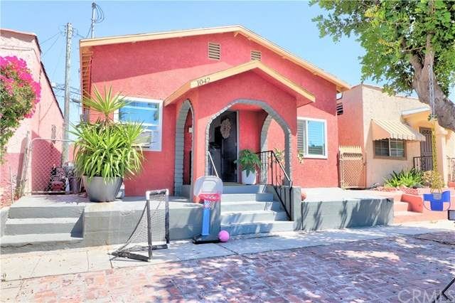 1042 Thornton Street, Los Angeles (City), CA 90063 (#SB20149680) :: Team Tami