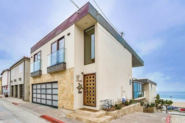 4230 The Strand, Manhattan Beach, CA 90266 (#SB20145602) :: Bathurst Coastal Properties