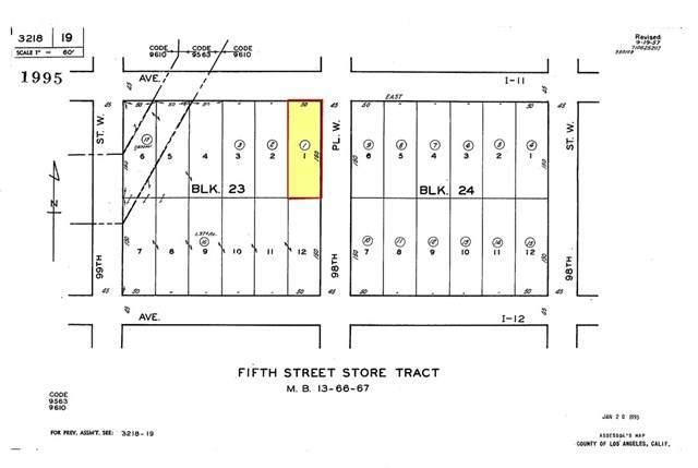 98-St. W Avenue I-11, Del Sur, CA 93536 (#SR20149675) :: Team Foote at Compass