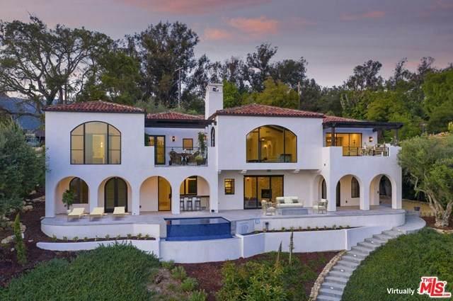 137 Sierra Vista Road, Santa Barbara, CA 93108 (#20610412) :: Sperry Residential Group