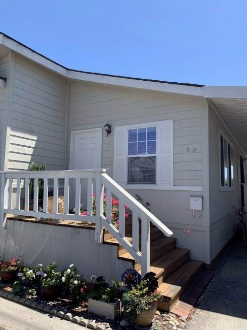 3860 S Higuera Street #160, San Luis Obispo, CA 93401 (#SP20138664) :: Sperry Residential Group