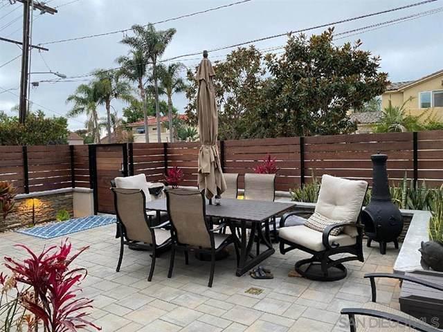 605 Westbourne St, La Jolla, CA 92037 (#200035735) :: The Najar Group