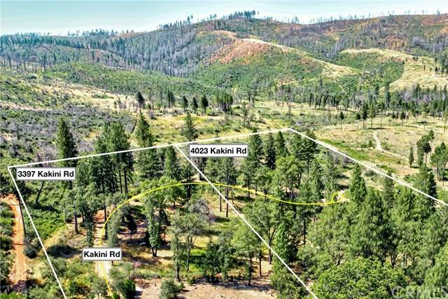 4023-& 3997 Kakini Road, Concow, CA 95965 (#SN20150122) :: The Laffins Real Estate Team