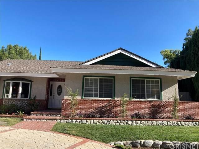 8400 Rudnick Avenue, West Hills, CA 91304 (#SR20151348) :: Allison James Estates and Homes