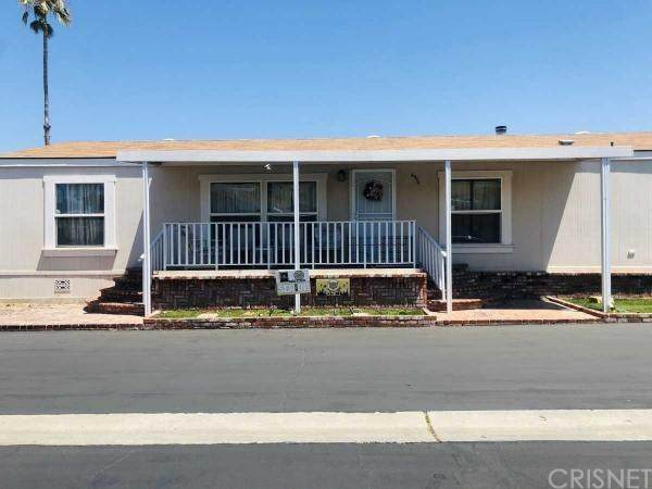 20401 Soledad Canyon Rd #689, Canyon Country, CA 91351 (#SR20151356) :: Sperry Residential Group