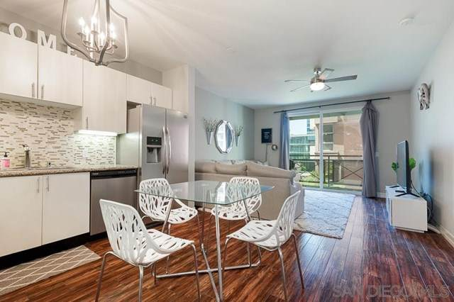 525 11th Avenue #1401, San Diego, CA 92101 (#200035887) :: The Laffins Real Estate Team