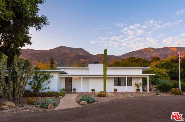 696 Romero Canyon Road, Montecito, CA 93108 (#20610852) :: Sperry Residential Group