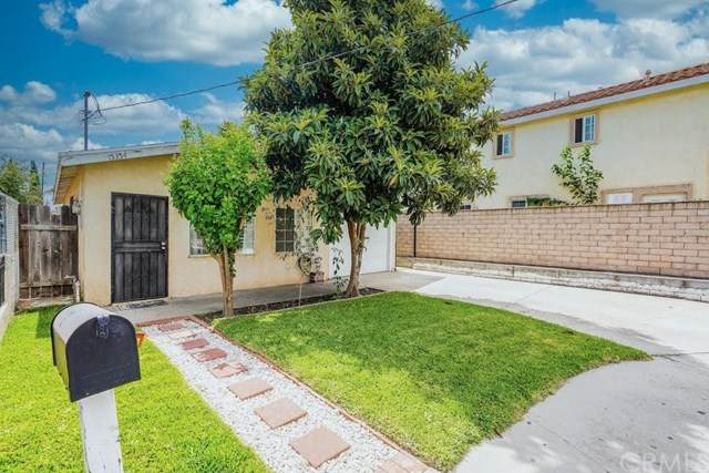 15354 Bellota Avenue, Paramount, CA 90723 (#DW20151574) :: Sperry Residential Group