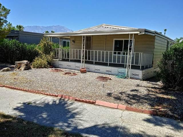 15500 Bubbling Wells Road #274, Desert Hot Springs, CA 92240 (#219046846DA) :: Team Tami