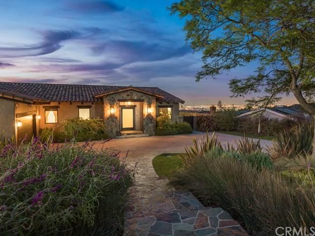 99 Rockinghorse Road, Rancho Palos Verdes, CA 90275 (#PV20149825) :: Compass