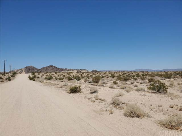 1 Utah, 29 Palms, CA 92277 (#JT20151000) :: Powerhouse Real Estate