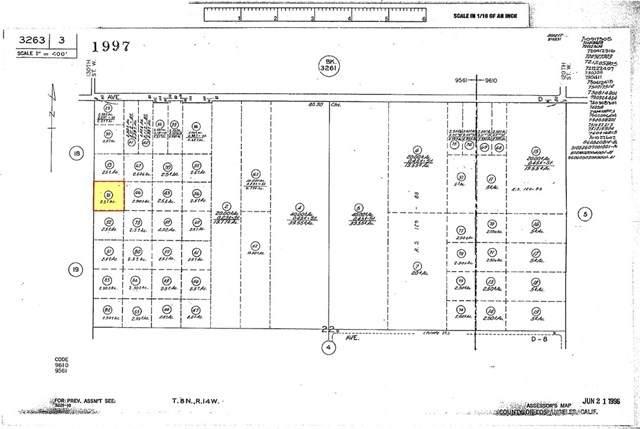 130-St W Avenue D-4, Antelope Acres, CA 93536 (#SR20152058) :: Allison James Estates and Homes