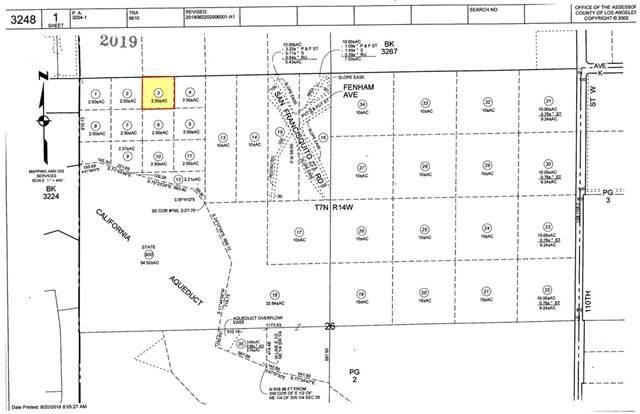 118-St. W Avenue K, Del Sur, CA 93536 (#SR20151043) :: Allison James Estates and Homes