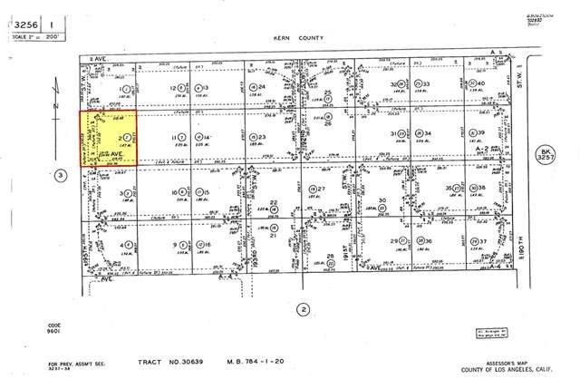 195-St W Avenue A-2, Fairmont, CA 93536 (#SR20151173) :: Team Forss Realty Group