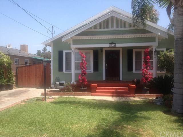 2835 Inez Street, Los Angeles (City), CA 90023 (#CV20152264) :: Team Tami