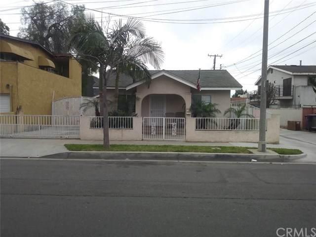 1210 E 14th Street, Long Beach, CA 90813 (#WS20152489) :: Team Tami
