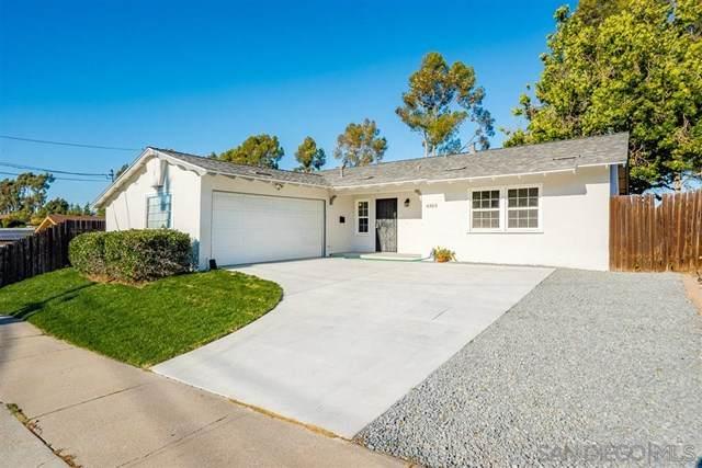6363 E Lake Dr, San Diego, CA 92119 (#200036176) :: Bob Kelly Team