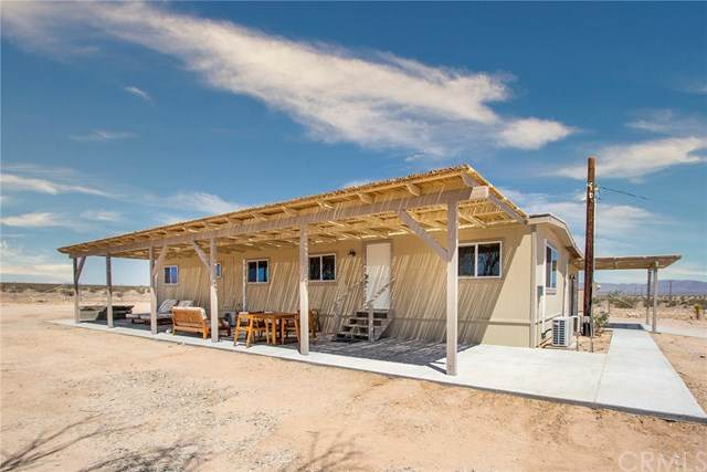 5268 Danby Road, 29 Palms, CA 92277 (#JT20151890) :: Sperry Residential Group