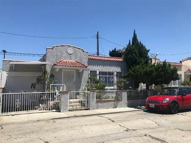 1165 E 9th Street, Long Beach, CA 90813 (#DW20152650) :: Sperry Residential Group
