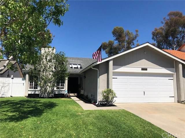 21702 Cabrosa, Mission Viejo, CA 92691 (#OC20152816) :: Berkshire Hathaway HomeServices California Properties