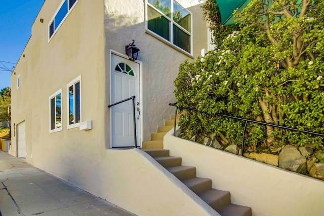 1633 Glenwood Dr, San Diego, CA 92103 (#200036270) :: Sperry Residential Group
