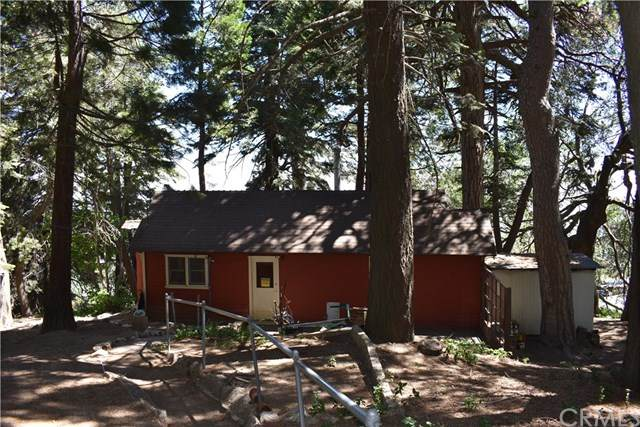 27951 Crest Estates Drive, Lake Arrowhead, CA 92326 (#EV20152759) :: The DeBonis Team