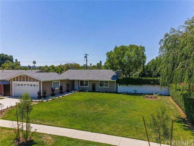 6301 Berquist Avenue, Woodland Hills, CA 91367 (#SR20148299) :: Allison James Estates and Homes