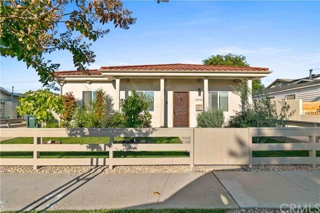 18436 Regina Avenue, Torrance, CA 90504 (#SB20153081) :: Allison James Estates and Homes
