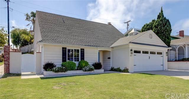 417 Susana Avenue, Redondo Beach, CA 90277 (#SB20152659) :: Bathurst Coastal Properties