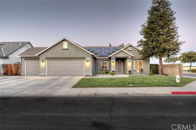 583 Buckeye Springs Street, Coalinga, CA 93210 (#FR20153133) :: Wendy Rich-Soto and Associates