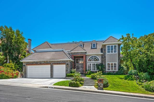 24720 Wooded Vista, West Hills, CA 91307 (#220008103) :: RE/MAX Masters