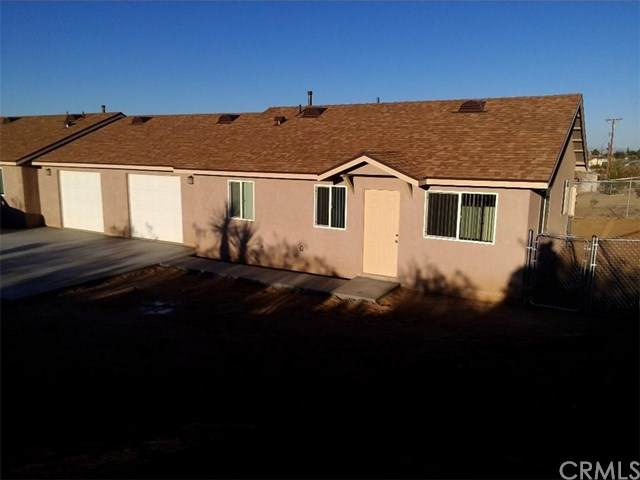 61809 Valley View Circle, Joshua Tree, CA 92252 (#JT20151948) :: Mainstreet Realtors®