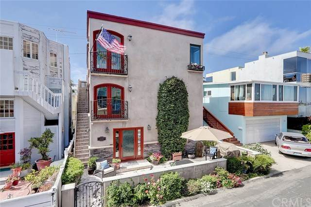 469 27th Street, Manhattan Beach, CA 90266 (#SB20150619) :: Bathurst Coastal Properties