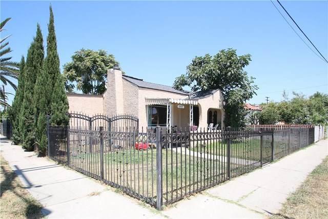 11627 Monrovia Avenue, Lynwood, CA 90262 (#IV20141054) :: Allison James Estates and Homes