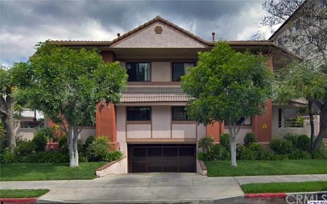 301 W Loraine Street #3, Glendale, CA 91202 (#320002627) :: Team Tami