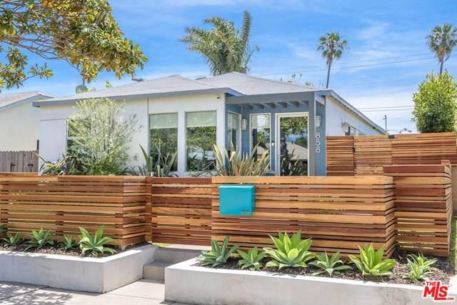 858 Flower Avenue, Venice, CA 90291 (#20612154) :: Bathurst Coastal Properties