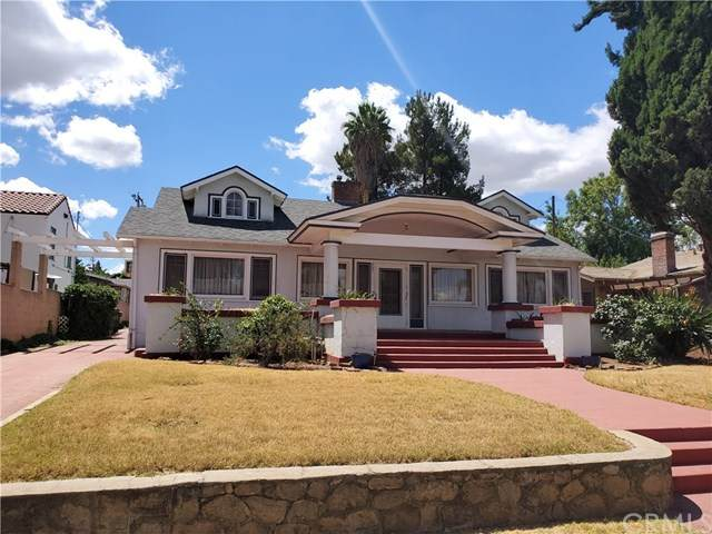 207 W Cypress Avenue, Redlands, CA 92373 (#EV20153708) :: Mark Nazzal Real Estate Group