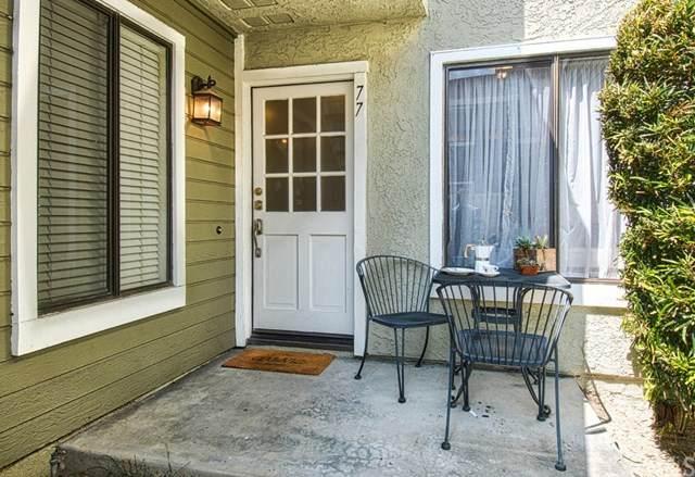 77 Bramble Lane #97, Aliso Viejo, CA 92656 (#OC20153717) :: Crudo & Associates