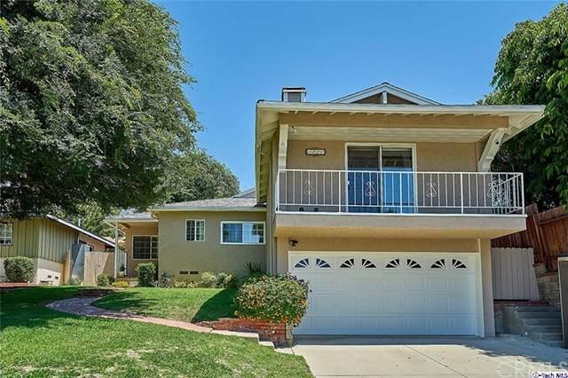 3015 Los Olivos Lane, La Crescenta, CA 91214 (#320002336) :: Sperry Residential Group