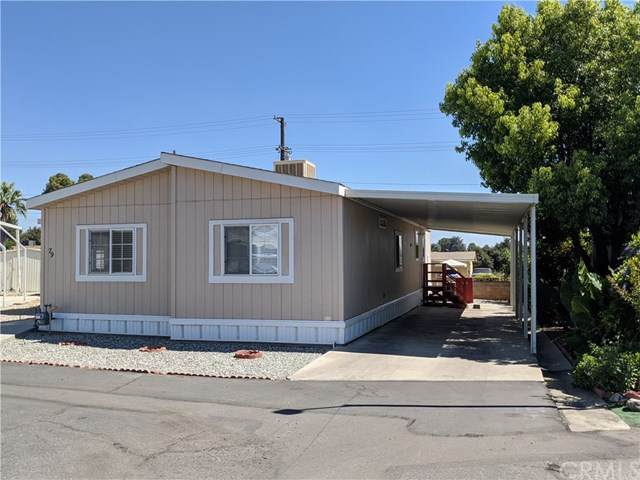 13060 2nd Street #79, Yucaipa, CA 92399 (#EV20152906) :: Mark Nazzal Real Estate Group