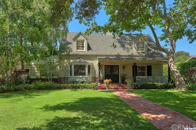 1615 Don Carlos Avenue, Glendale, CA 91208 (#320002605) :: Team Tami