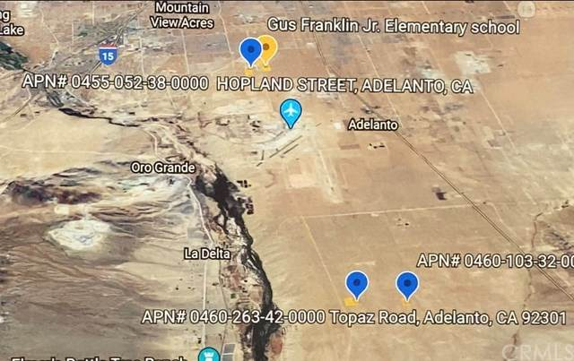 0 Topaz Road, Adelanto, CA 92301 (#OC20142912) :: The Miller Group