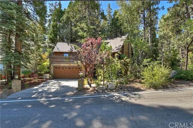 110 Fairway Drive, Lake Arrowhead, CA 92352 (#EV20153888) :: The Miller Group