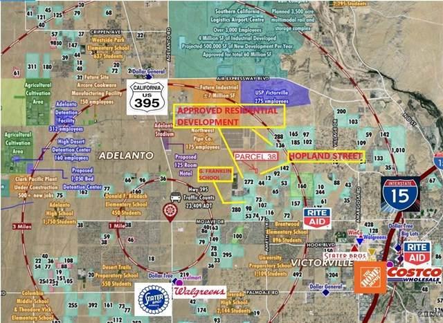 0 Hopland Street, Adelanto, CA 92394 (#OC20143437) :: The Miller Group